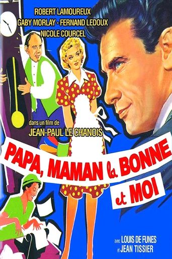 No Et Moi Film Streaming : streaming, Papa,, Maman,, Bonne, Moi..., (1954), Where, Watch, Streaming, Online, Reelgood