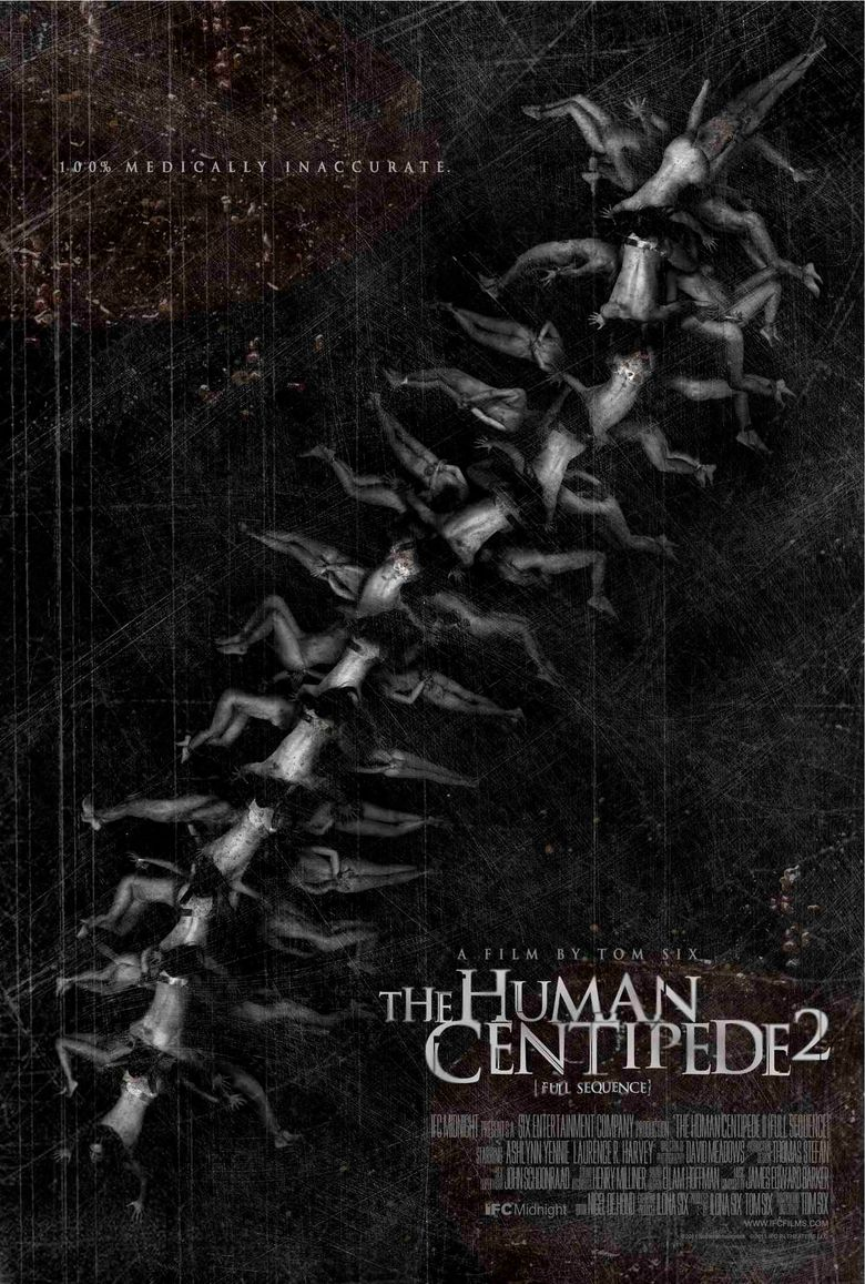The Human Centiped 3 Streaming : human, centiped, streaming, Human, Centipede, (Final, Sequence), (2015), Where, Watch, Streaming, Online, Reelgood