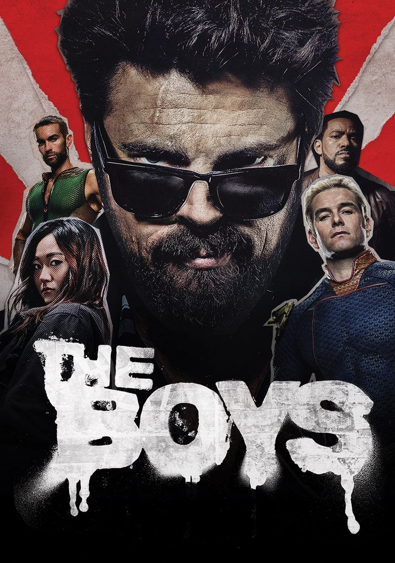 Serie The Boys Streaming : serie, streaming, Watch, Episodes, Prime, Video, Streaming, Online, Reelgood