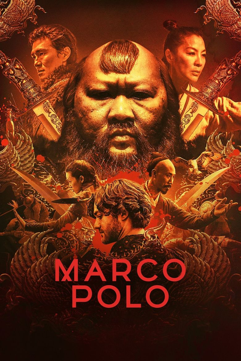 Marco Polo Saison 2 Streaming : marco, saison, streaming, Marco, Where, Watch, Every, Episode, Streaming, Online, Reelgood