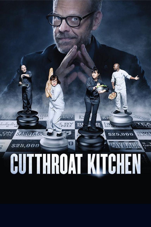 Cutthroat Kitchen  Watch Episodes on Hulu Food Network