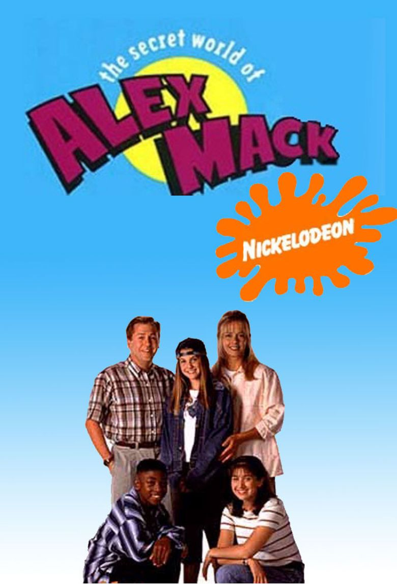 Secret Life Of Alex Mack : secret, Secret, World, Where, Watch, Every, Episode, Streaming, Online, Reelgood