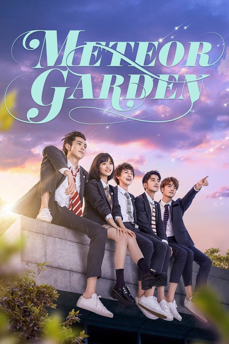 Meteor Garden 2018 Streaming : meteor, garden, streaming, Meteor, Garden, Watch, Episodes, Netflix, Streaming, Online, Reelgood