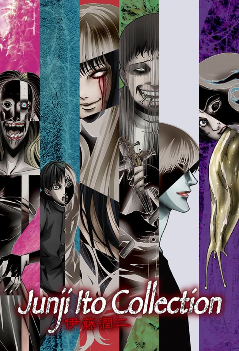 junji ito collection watch episodes