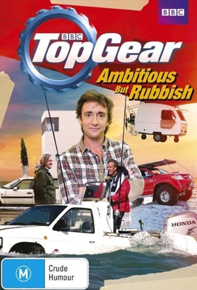Top Gear Uk Streaming : streaming, Gear:, Ambitious, Rubbish, Where, Watch, Every, Episode, Streaming, Online, Available, Reelgood