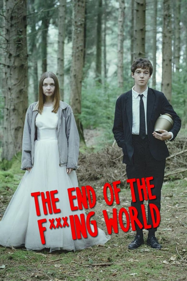 The End Of The F***ing World Streaming : f***ing, world, streaming, F***ing, World, Watch, Episodes, Netflix, Streaming, Online, Reelgood