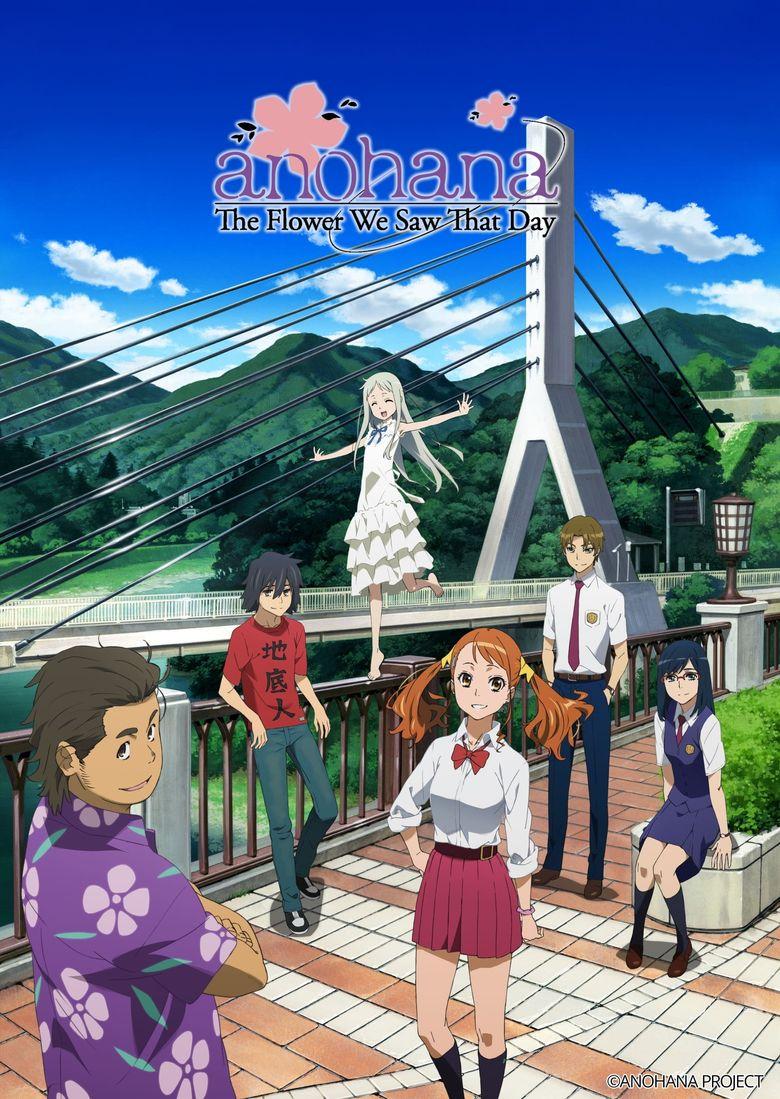 Download Anime Anohana : download, anime, anohana, Anohana:, Flower, Watch, Episodes, Netflix,, Funimation,, Crunchyroll,, Streaming, Online, Reelgood
