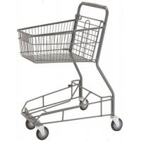 Supermarket Storage Hand Shopping Cart Grocery Basket With