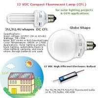 dimmable compact fluorescent bulb
