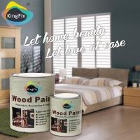 Wood Paint NC Transparent Sealer HN-302 of kingfixpaint