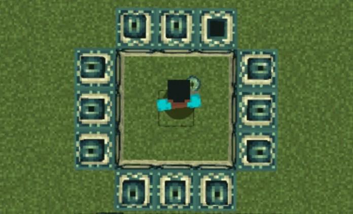 End Portal in Minecraft