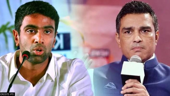 Ravichandran Ashwin, Sanjay Manjrekar