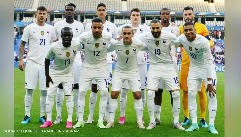 In the national football league (nfl), each team has 53 players on its roster. France National Football Team Players Top 5 Stars To Watch Out For At Euro 2020