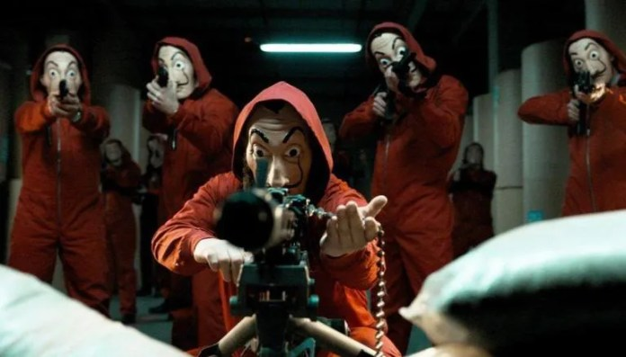 Is 'Money Heist' Based On A True Story? Here Are The Influences Behind The  Show