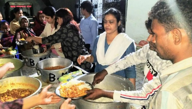How 'Food for Hungry' is helping poor patients & kin who travel ...