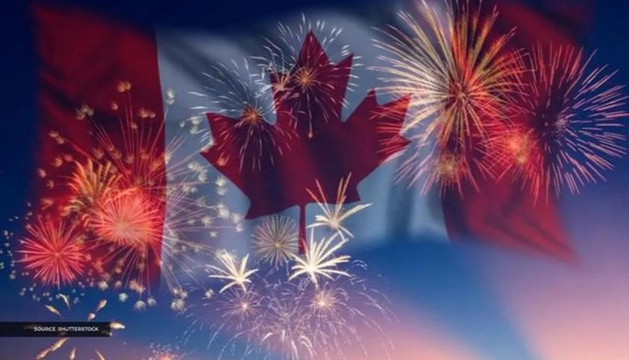 Canada Day Fireworks 2020 Grande Prairie To Celebrate