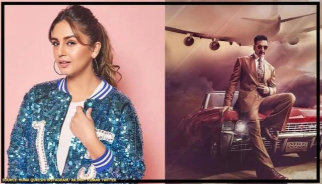 Huma Qureshi roped in for Akshay Kumar's upcoming film 'Bell bottom, Bani Kapoor