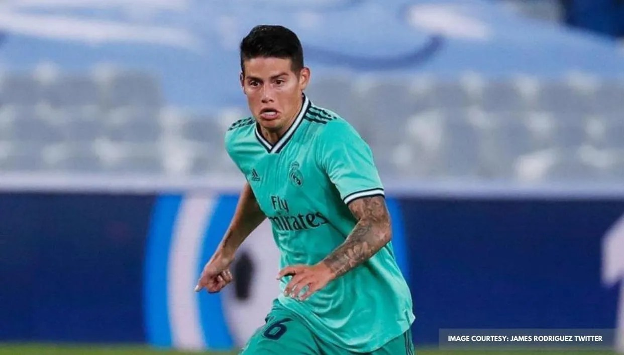 Real Madrid Transfer News James Rodriguez Set To Join
