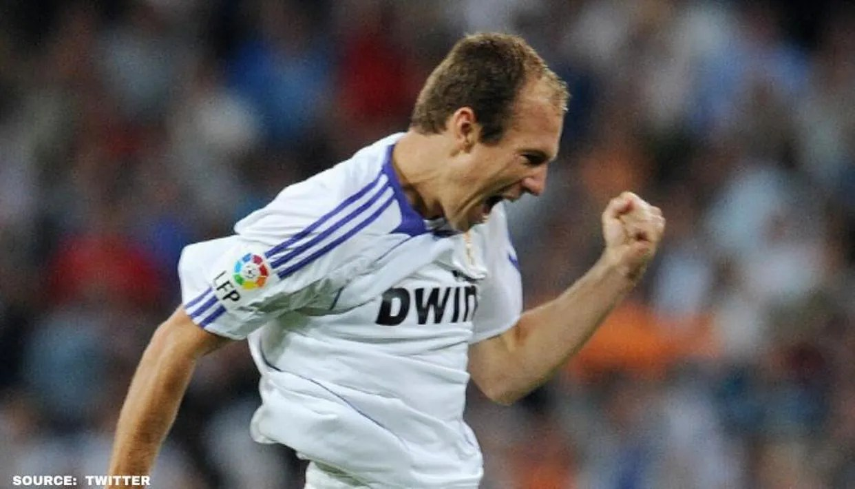 Arjen Robben at Real Madrid: The 'Flying Dutch' winger's time in ...