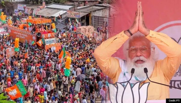 PM Modi Cancels All His Bengal Rallies On Friday, Cites Ongoing COVID-19  Situation