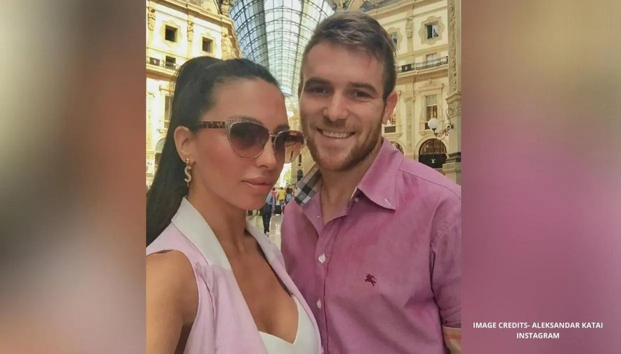 Who Is Aleksandar Katai S Wife Tea Katai S Social Media
