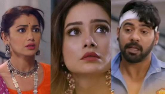 Pragya begins prayers for Abhi, trying to remember