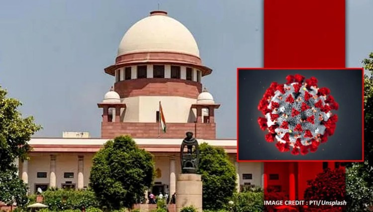 Amid rising Coronavirus cases, Supreme Court further restricts functioning to limit spread - Republic World