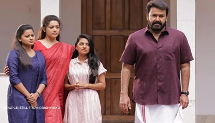 what time does drishyam 2 release on amazon prime