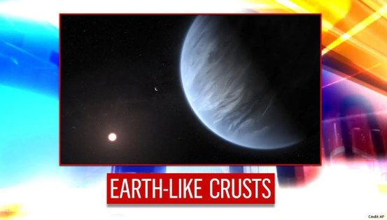 Astronomers discover the remains of Earth-like planets orbiting four dwarf stars in deep space