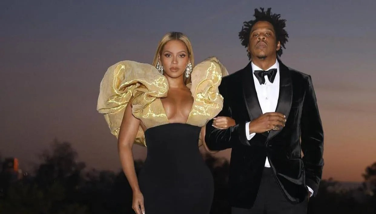 beyonce s valentine s day with jay z