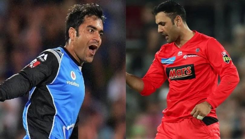 Rashid Khan, Mohammad Nabi confirm new Big Bash League 2020-21 deals
