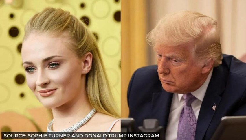 Sophie Turner Mocks Donald Trump For Calling Europe A Country In Latest Instagram Post