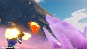 The Fortnite leak provides insight into three deadly weapons;  Watch them in action