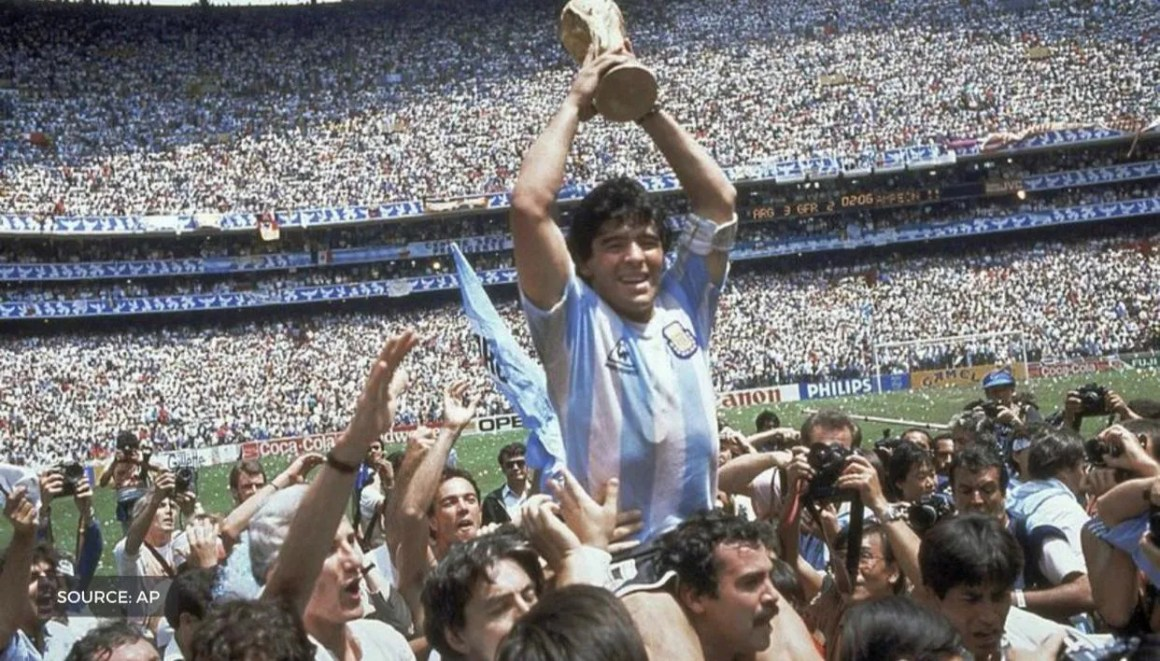 Diego Maradona jokes he CRAVES another 'Hand of God' goal vs England for  60th birthday
