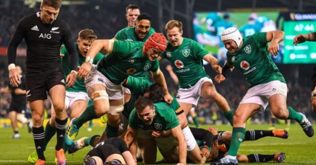 Player Ratings As Incredible Ireland Make History With Triumph ...
