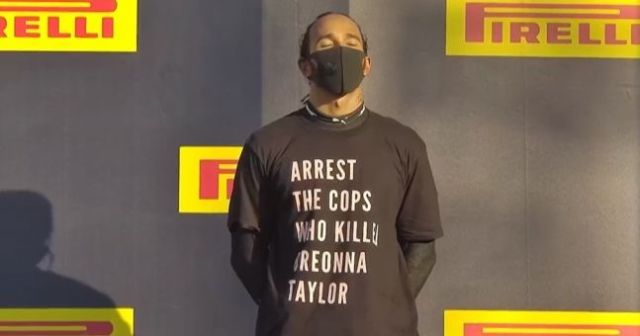 Hamilton facing FIA investigation over Breonna Taylor t-shirt | Off The Ball