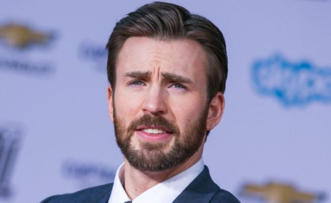 Chris Evans Breaks His Silence After Accidentally Sharing