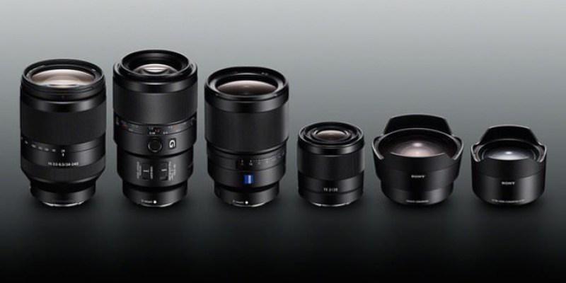 正式發布Sony四支全幅鏡新成員