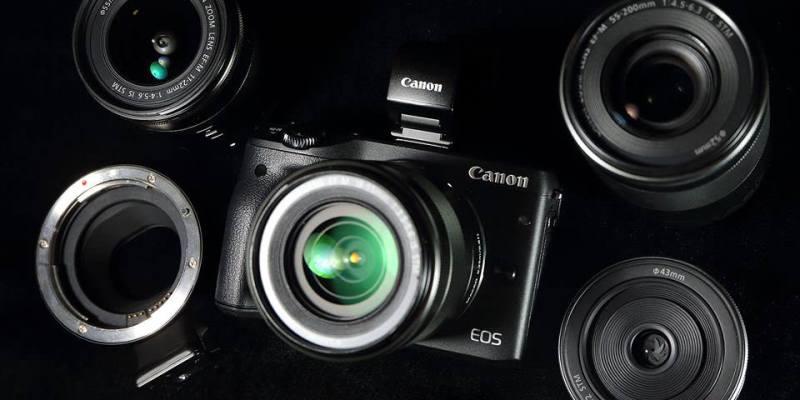 評測》 隨身旅行機 Canon EOS M3 開箱實測