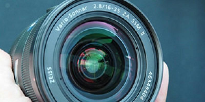 Sony  A-Mount 蔡司鏡皇:24-70mm f/2.8 ZA SSM II (SAL2470Z2)、16-35mm f/2.8 ZA SSM II (SAL1635Z2)
