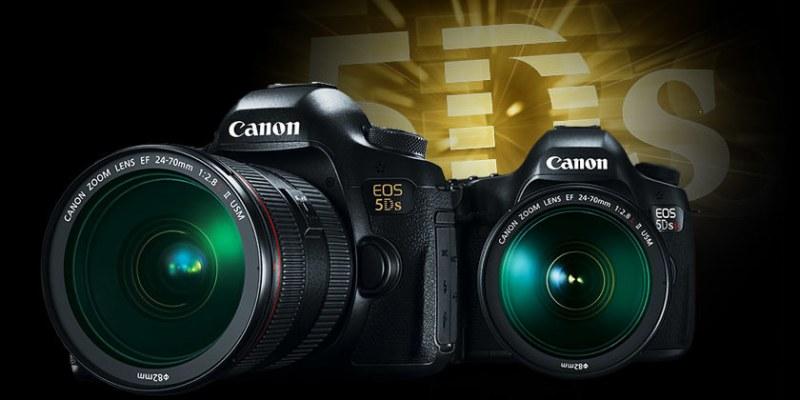 重磅登場 Canon EOS 5Ds / 5Ds R 台灣正式開賣