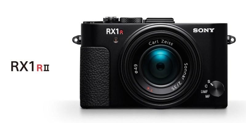 11月27日 正式發售! 全幅隨身機皇 Sony  RX1R II