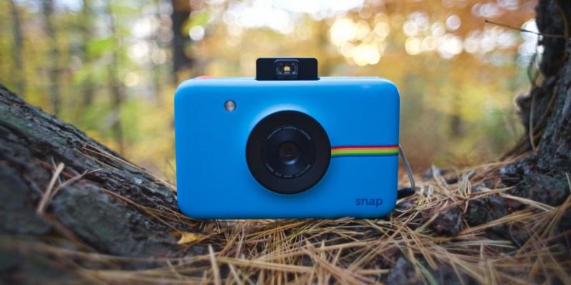 「評」經典的誕生 Polaroid Snap 數位呈現 造型更可愛