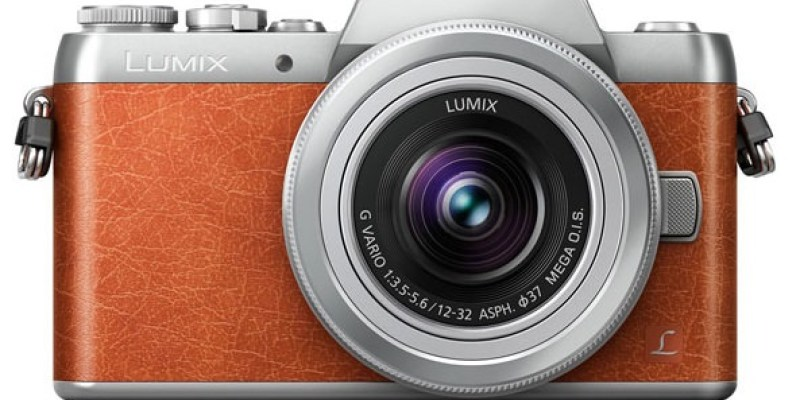 針對自拍少女族群 Panasonic 第八位女朋友Lumix GF8 復刻登場