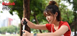 評測》360度全景拍攝 Kodak 柯達 Pixpro SP360 創意拍攝