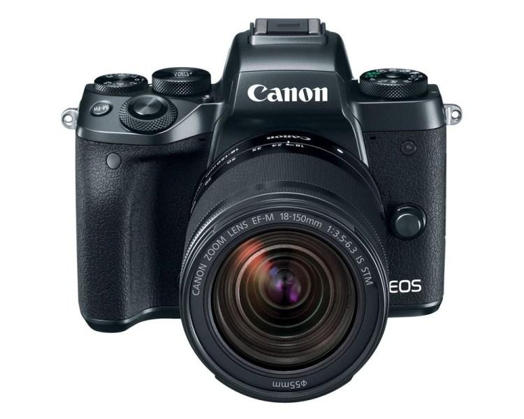 「新機資訊」CANON EOS M5 正式發表! 2,420萬畫素、搭載雙像素(Dual Pixel)對焦性能