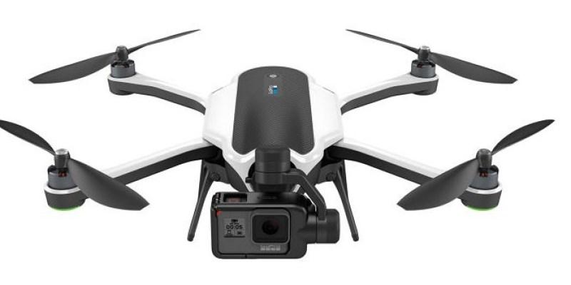 「新訊」GoPro 推出 Karma 空拍機 及 Grip 穩定把手  兩者兼容GoPro Hero 5