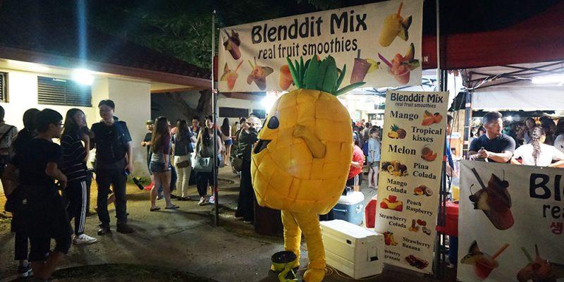 關島》 查莫洛夜市 Chamorro Night Market 週三限定