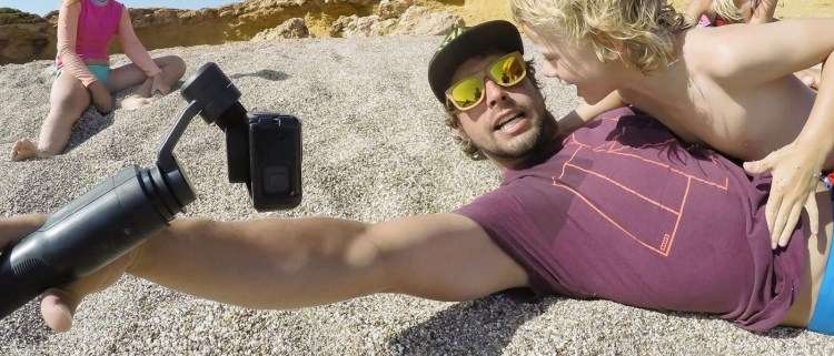 評測》GoPro穩定器 Karma Grip 開箱文 -拍攝運鏡更順暢