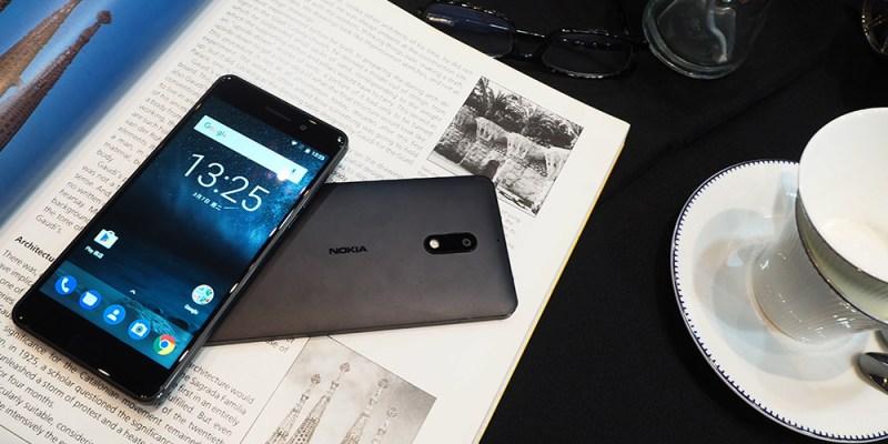 新品資訊》NOKIA 6 3/8台灣全球首發 - 亞太電信獨賣